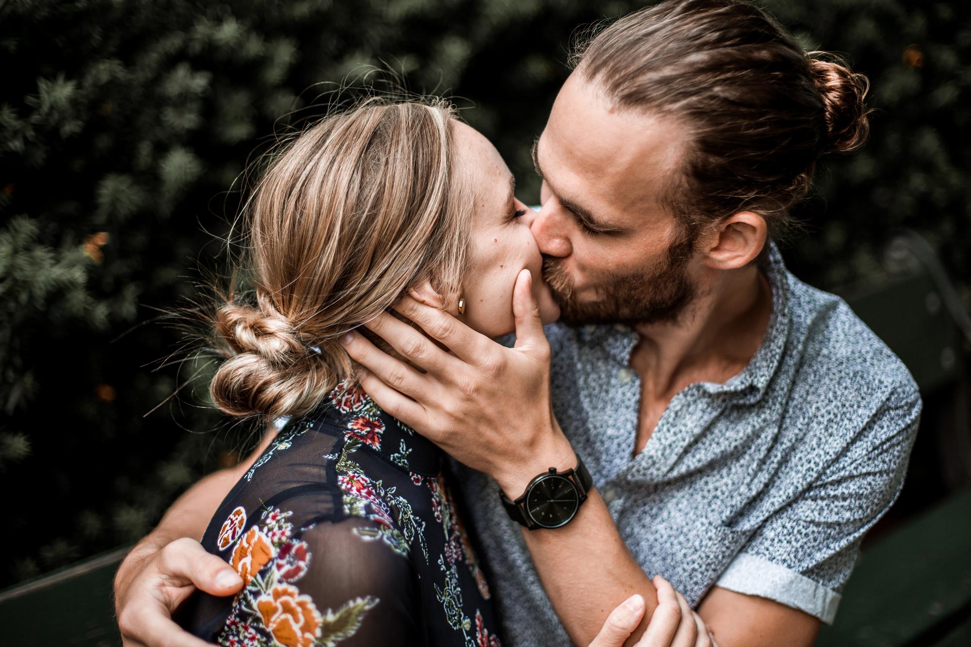 Gratis Love Story fotografering